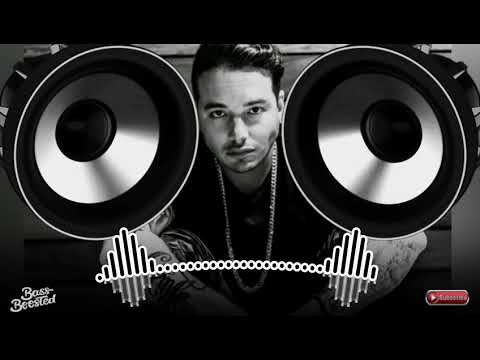 Ambiente - J Balvin  BASS BOOSTED   🎧 🎧 🎧 🎧 🎧