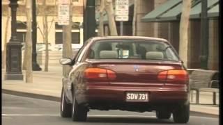 Chevrolet Geo Prizm LSi19 1998