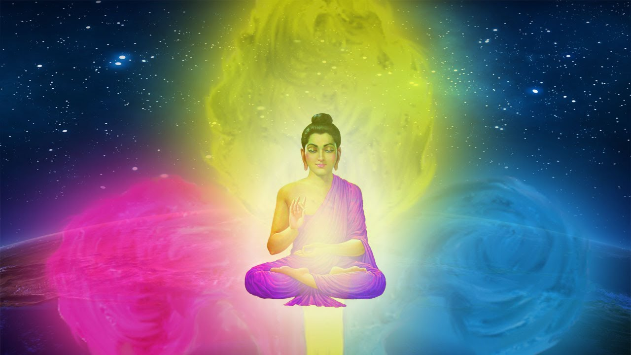 gautama buddha meditation deep peace of the son of peace to you