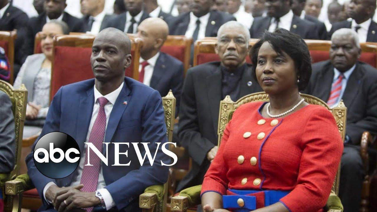 Haiti President Jovenel Moise assassinated: Among those detained ...
