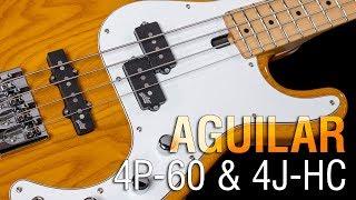 Aguilar AG 4P 60 + 4J HC