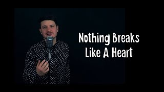 Nothing Breaks Like A Heart! Tom Wills Cover by Miley Cyrus & Mark Ronson Video