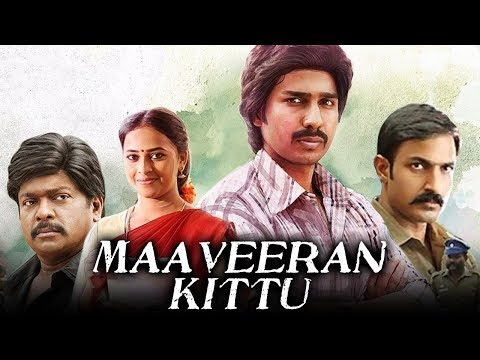 Maaveeran Kittu (2019) New Hindi Dubbed Full Movie | Vishnu, Sri Divya, R. Parthiepan, Soori