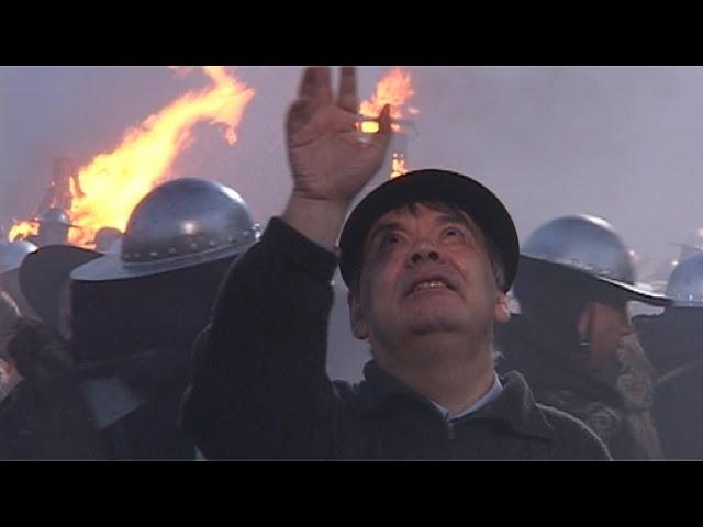 『神々のたそがれ』はこうして作られた!映画『PLAYBACK~アレクセイ・ゲルマンの惑星』予告編