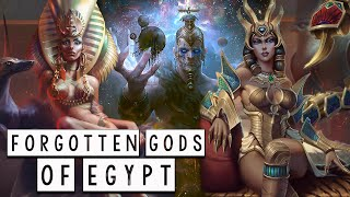 The Gods of Egypt that Almost Nobody Knows - Egyptian Mythology - See U in History