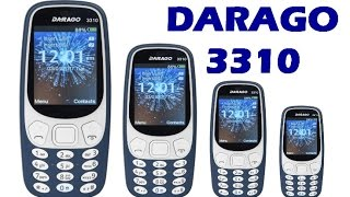 Darago 3310 Features