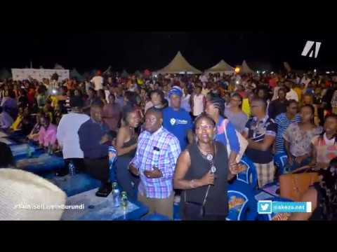 SAUTI SOL live in BURUNDI (part 2)