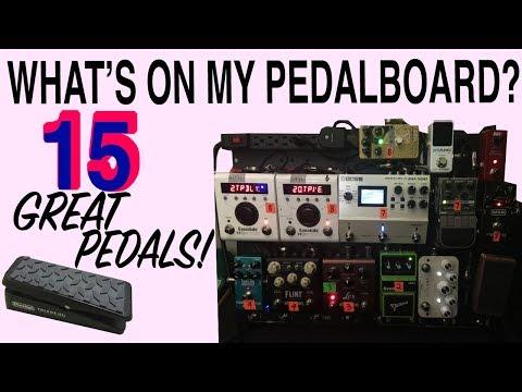 DIY Pedalboard | 15 Great Pedals | Voodoo Lab Dingbat PX | Tim Pierce