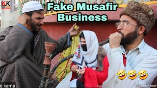 Fake Musafir Business - Kashmiri Kalkharabs