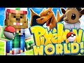 BRAND NEW AQUA DOODS ADVENTURE - PIXELMON WORLD #1