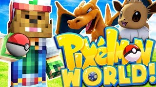 BRAND NEW AQUA DOODS ADVENTURE - PIXELMON WORLD #1