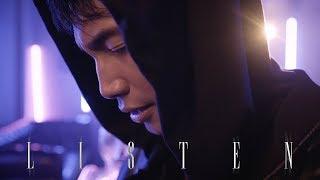 MAIYARAP - LISTEN (TEASER) Prod. by NINO | RAP IS NOW