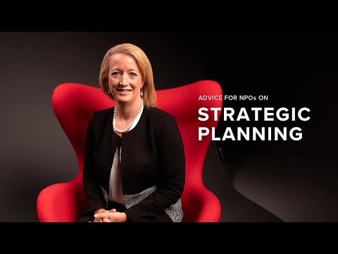 Strategic planning for not-for-profit board members | BDO Canada