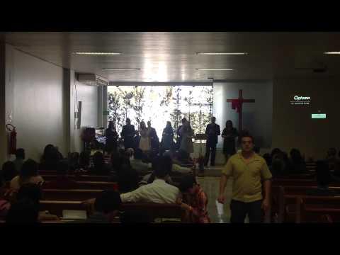 Cristo (Novo tom) pelo Grupo Adonai - Guará DF