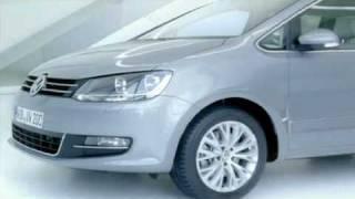2010 Volkswagen Sharan MPV