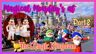 🔴LIVE.Magical Monday's at The Magic Kingdom|POTC|IASW|Haunted Mansion