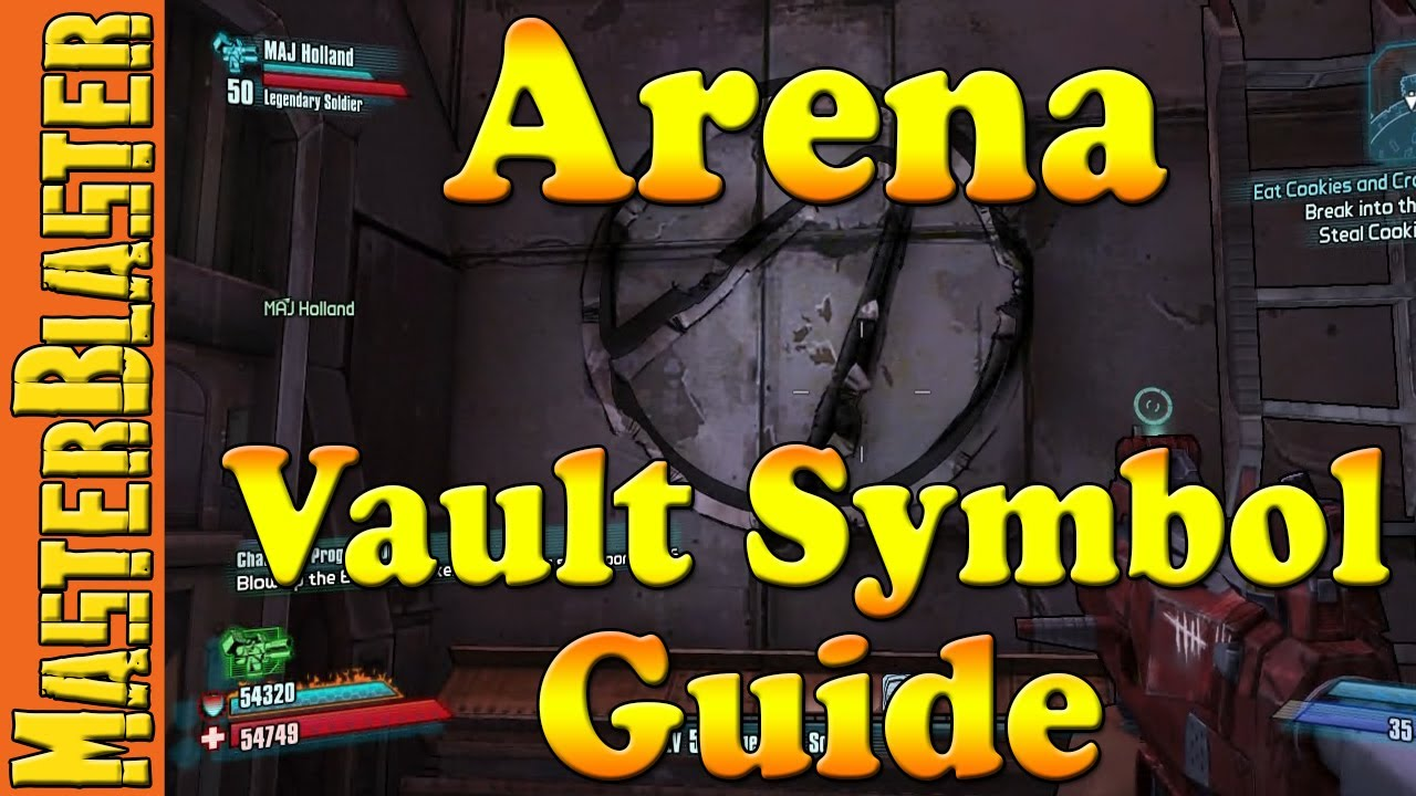Torgue arena cult of the vault symbol challenge guide torgue arena cult of the vault symbol challenge guide borderlands 2 youtube biocorpaavc