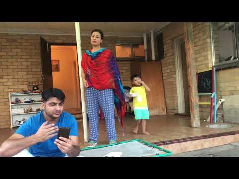 Bande De Kamm 😂😂 | Punjabi Funny Video | Latest Mr Sammy Naz