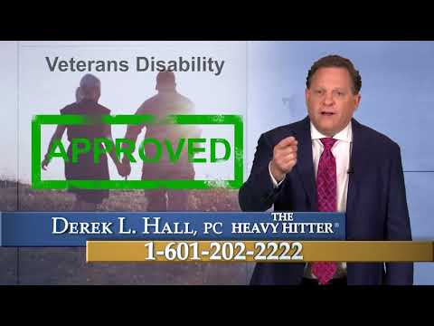Veterans Disability Attorney - Mississippi Disability Law Firm | Derek L. Hall, PC