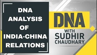 DNA analysis of relation between India and China