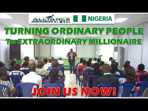Aim Global Nigeria Business Marketing Plan