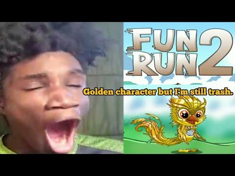 This Game Still Has Try Hards SMH.... Fun Run 2   #1 