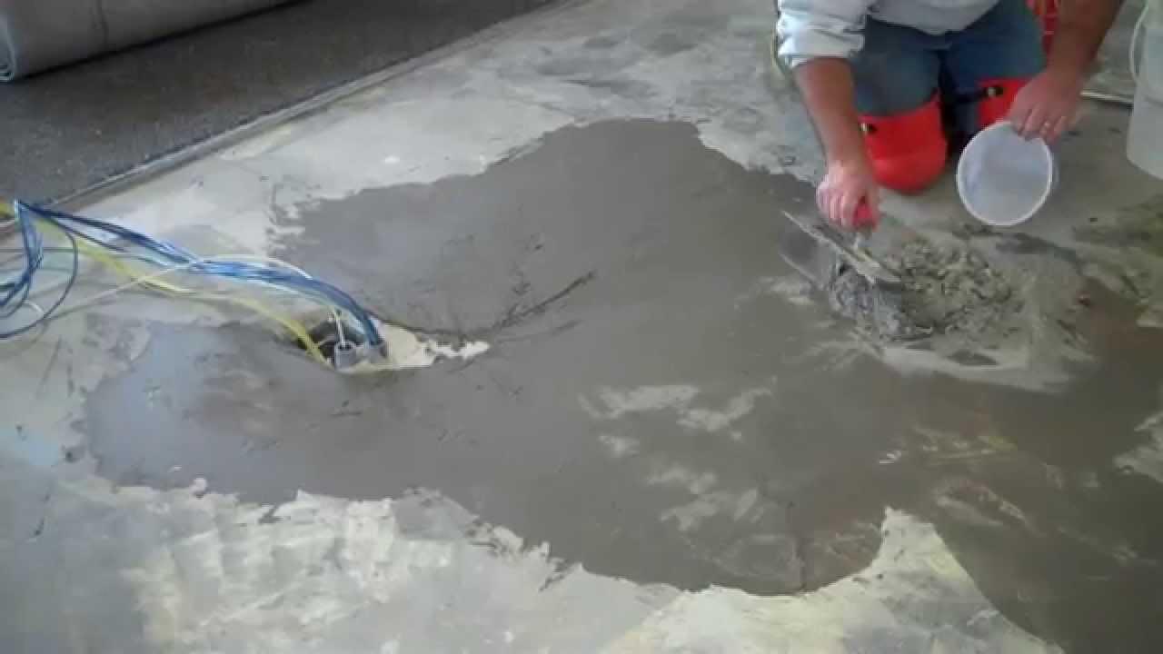 Rapid Set Concrete Mix Ardex Feather Finish