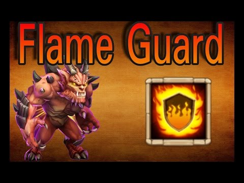 Flame Guard On Destroyer