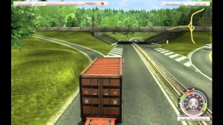 Uk Truck Simulator Review - PC