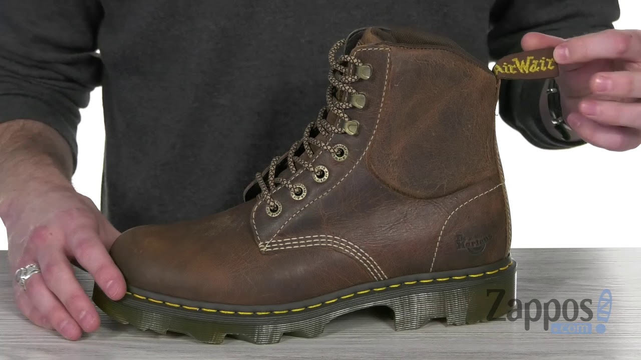 dr martens work boots non steel toe
