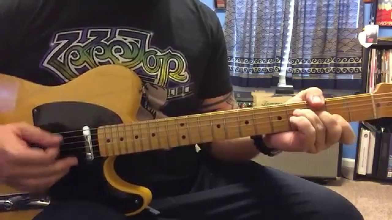 Slip Away Clarence Carter Guitar Cover Youtube