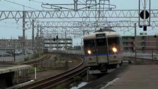 大津京駅にて撮影.