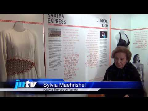 Dressing to impress at the Sydney Jewish Museum