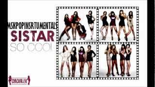 Sistar- SO COOL (INSTRUMENTAL+DOWNLOAD)