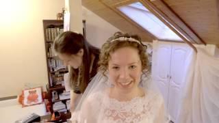 Свадьба моих друзей христиан-протестантов Нины и Максима. Начало фильма(Сколько удивительно светлых людей меня окружает, от которых радостно на душе. Недавно меня приглашали мои..., 2015-03-02T13:59:59.000Z)