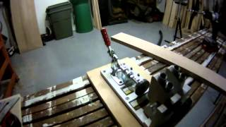 Harbor Freight Pocket Hole Jig Review