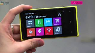 Nokia Lumia 920 Tips and Tricks