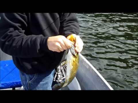 Fishing At Quabbin Reservoir