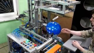 Печать на шарах. Оборудование для печати на шарах. JBDS - 10(, 2017-01-23T15:48:05.000Z)