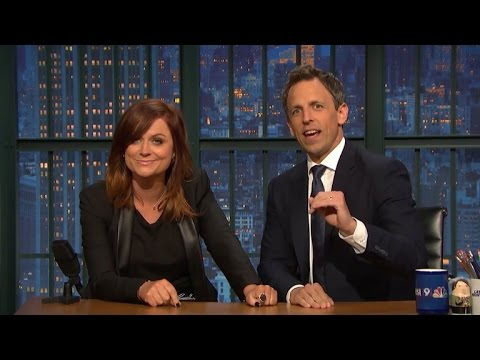 amy poehler meet the family snl skit