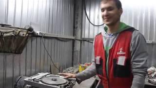 видео Изготовление тросов на подъемников