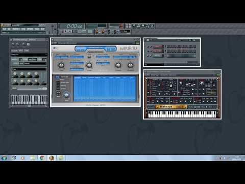 Kirnu VST Arpeggiator (Arto Vaarala) - Routing And Basic Functionality