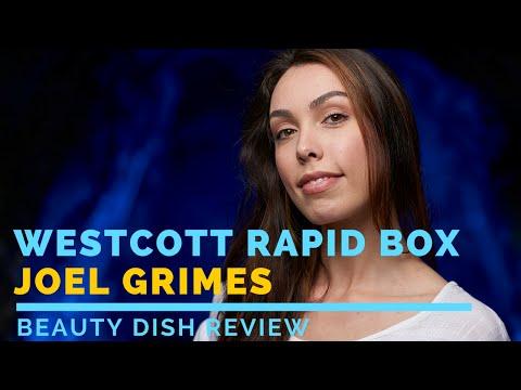 Outdoor Portrait Lighting | Westcott Joel Grimes Beauty Dish Review | Rapid Box