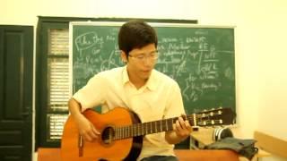 Thank you forever - CLB Guitar DAV chào mừng 20/11/2012 (demo)
