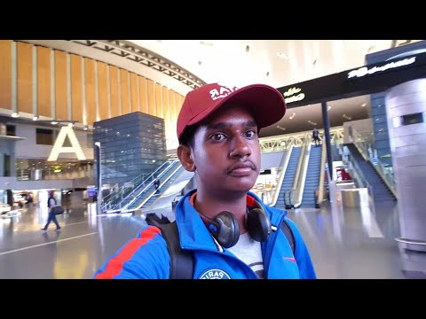 two problems at Doha (Hamad International Airport) EP4