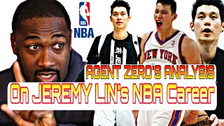 Honest take of Gilbert Arenas on Jeremy Lin's Career with Subtitle