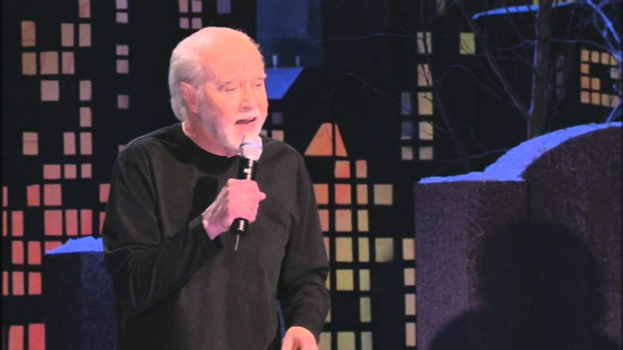 George Carlin | Modern Man