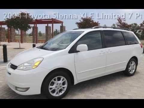 2004 Toyota Sienna XLE Limited 7 Passenger For Sale In Orange, CA