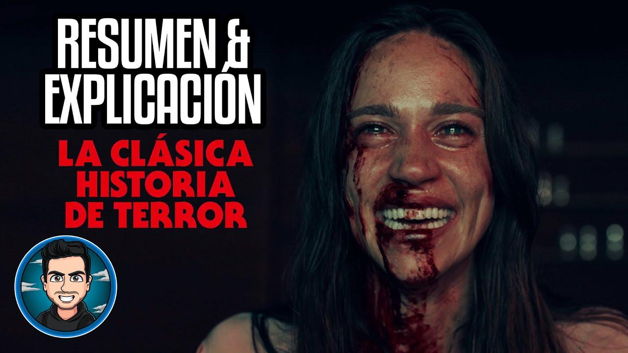 Resumen Y Explicacion La Clasica Historia De Terror (A Classic Horror Story - 2021)