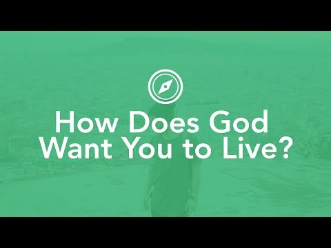 How Does God Want You to Live? - Bruce Downes The Catholic Guy